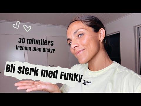 Tren hele kroppen på 30 minutter – Jørgine Vasstrand