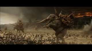 Lord of the Rings: Battle elephants