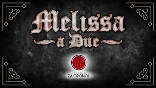 """Divadlo za oponou / Melissa """"a Due""""- Tajemné kutnohorské pověsti"""