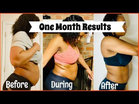 Lavoro di pulizia perdere peso