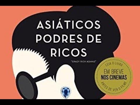 BOOKS || Asiáticos Podres de Ricos (Kevin