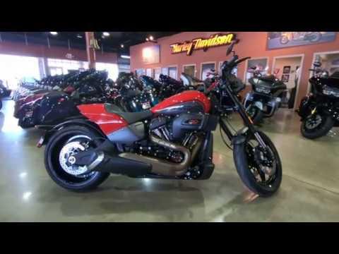 2020 Harley-Davidson Softail FXDR 114