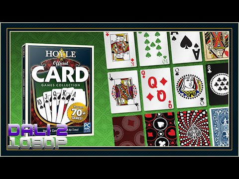 Hoyle Official Card Games PC Gameplay 1080p