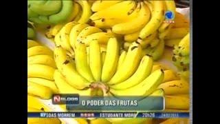 O poder das frutas na alimentação