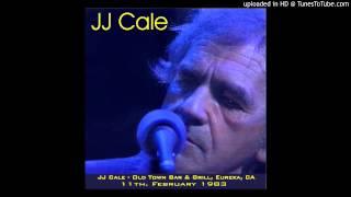 "J.J. Cale - ""4. Cajun Moon "", The Old Town Bar & Grill, Eureka,CA. 1983"