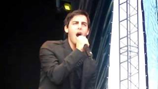 Darin - Karma at Helsingborg festivalen 24/7-09