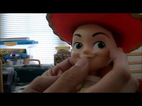 4fb824d5a1fed Jessie La Vaquerita Toy Story Original Disney Store - S  185