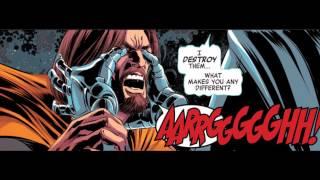 The Avengers vs Beyonders-Worthy