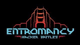 Entromancy: Hacker Battles is LIVE on Kickstarter!