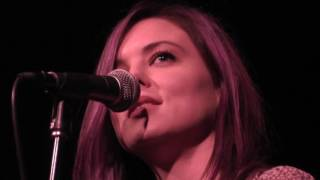 Anna Nalick 3/20/14: 8 - Catalyst w/ story - Iron Horse Music Hall, Northampton, MA