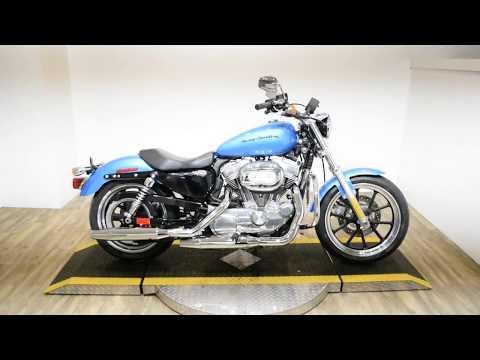 2011 Harley-Davidson Sportster® 883 SuperLow™ in Wauconda, Illinois