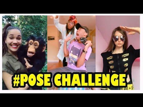 BEST POSE CHALLENGE TIK TOK MUSICALLY COMPILATION 2018
