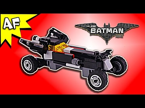 Vidéo LEGO The Batman Movie 30521 : Mini Batmobile (Polybag)