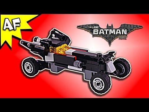 Vidéo LEGO The Batman Movie 30521 : Mini Batmobile (Polybag)