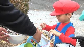 Too old to trick-or-treat? Some towns are banning teens from participating