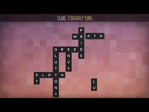Video of Bonza Word Puzzle
