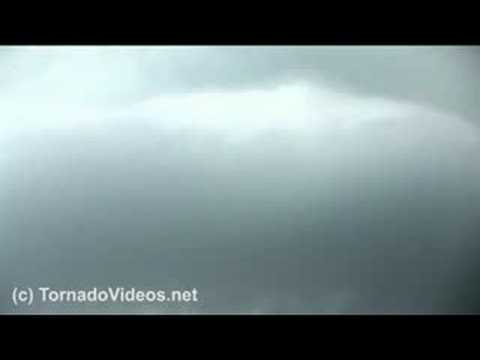 Incredible Canadian Supercell!  July 10, 2008 –