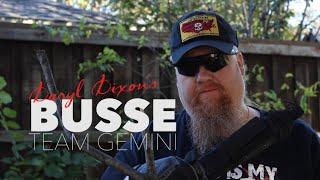 The Walking Dead's Daryl Dixon's Knife The Busse Team Gemini Combat Knife