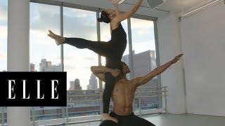 Alvin Ailey Perform Revelations In Celebration Of Black History Month | ELLE