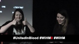 Interview: Cat Davies | Connie, Blood Shed | #WiHM8 #WiHM #UnitedInBlood Vol 2 (The Fan Carpet)