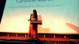 Caroline Marsh-The Woman who inspires the world