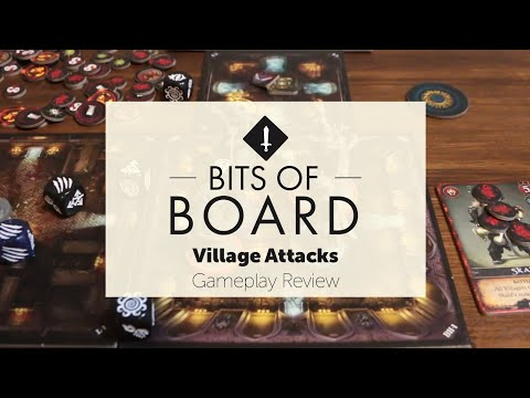 Village Attacks - Gameplay Review