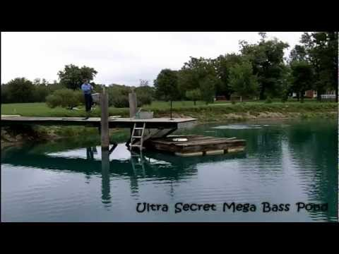 Ultra Secret Mega Bass Pond