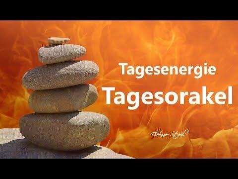 Tagesorakel Mittwoch  09.01.2019 (видео)