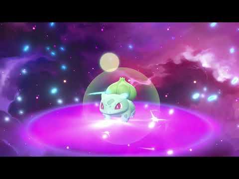 Evolution Screen in Pokemon Let's Go Pikachu and Let's Go Eevee!