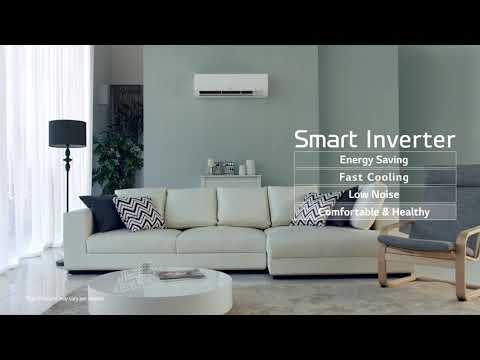 LG Dualcool Smart Inverter Comfort Air