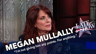 Megan Mullally Regrets Helping Donald Trump Win