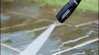 How To Clean A Patio With A Pressure Washer - Patio Jet Wash Tips | Homebase