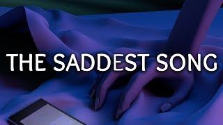 Alec Benjamin ‒ The Saddest Song (Lyrics) M+ike Remix