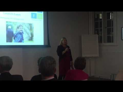 Lucy Warner, CEO Of PHP Speech  LTF Launch  At RCGP  19 October 2016