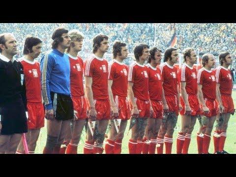 1974 [279] RFN v Polska [1-0] West Germany v Poland