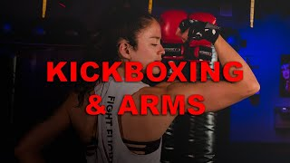 Kickboxing & Arms Workout with KillaCole!