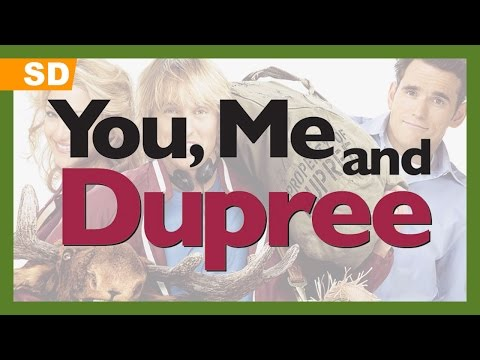 Video trailer för You, Me and Dupree (2006) TV Spot