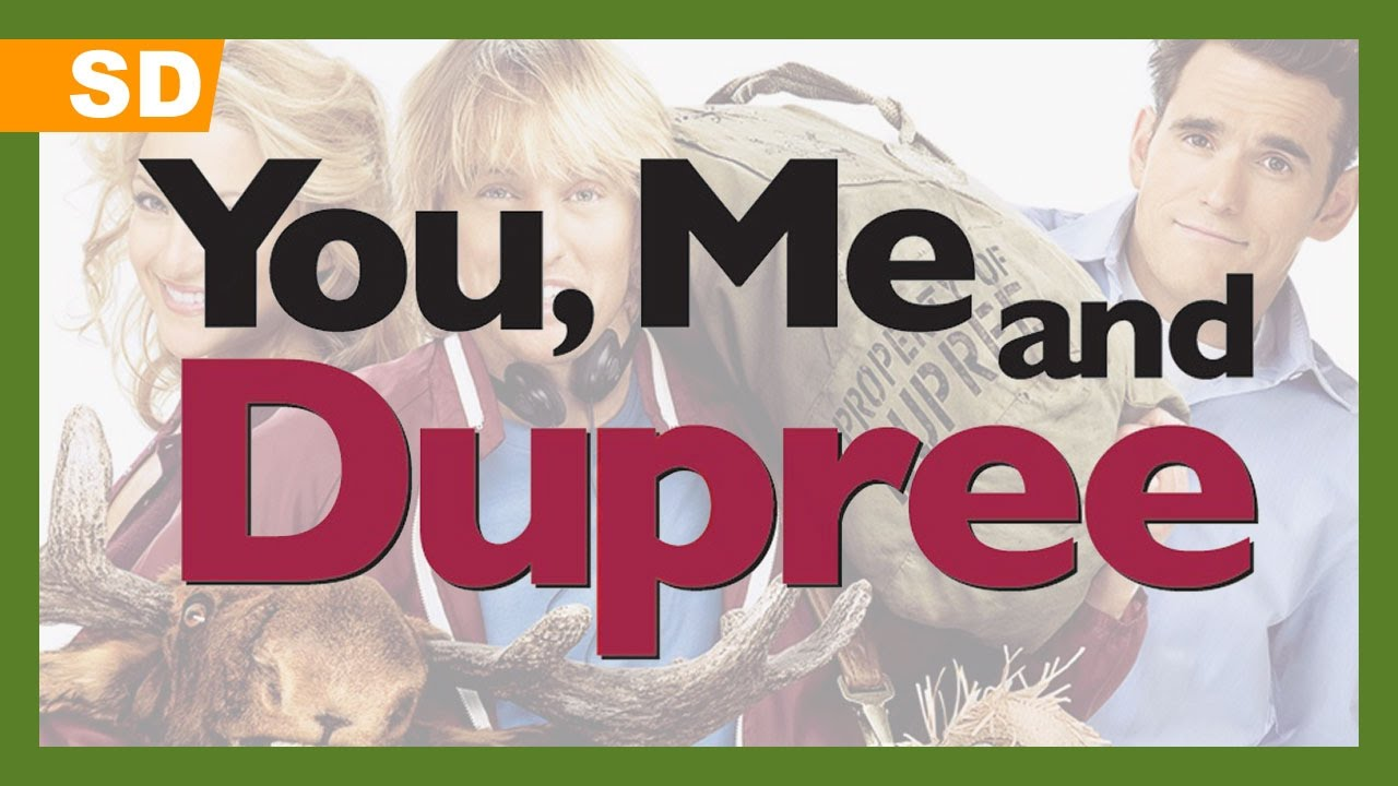 >You, Me and Dupree (2006) TV Spot