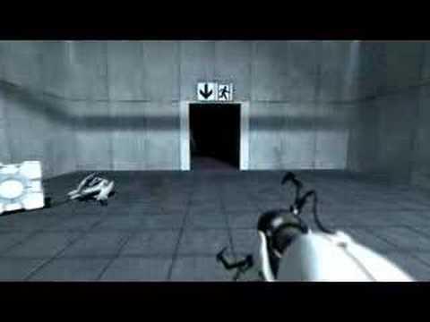 Portal trailer
