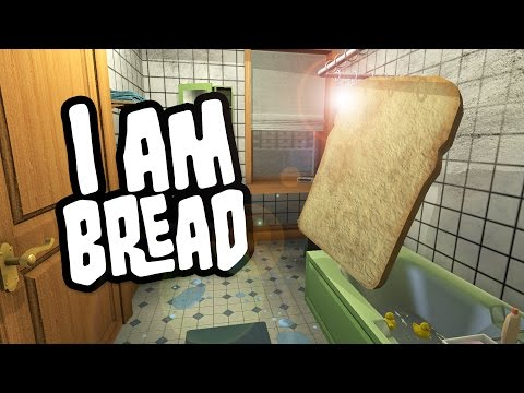 I am Bread Steam Key GLOBAL - video trailer