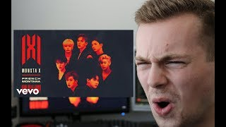 MONSTA X - WHO DO U LOVE? ft  French Montana Reaction | First Listen