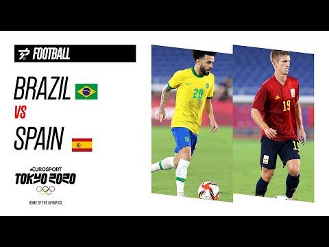 Brasil 2-1 Espanha