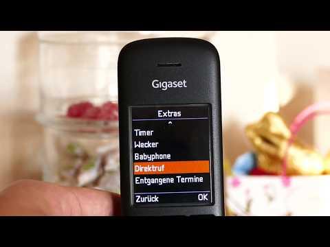 Modern und Seniorenfreundlich - Gigaset C570A Festnetz Telefon im 4K Test!