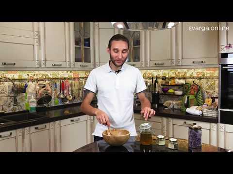 Рецепт из продуктов пчеловодства