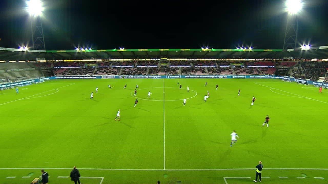 HIGHLIGHTS FC Midtjylland - Vendsyssel FF 07.10.18
