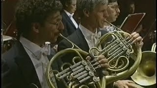 Beethoven's 8th Symphony, Two Horns Soli
