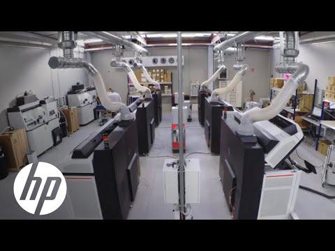 Industria 4.0, Stampanti 3d