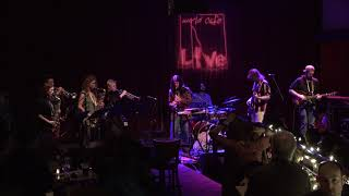 Erik Kramer and Friends - 12.20.18 - World Cafe Live - Philly, PA - 4K tripod- 1