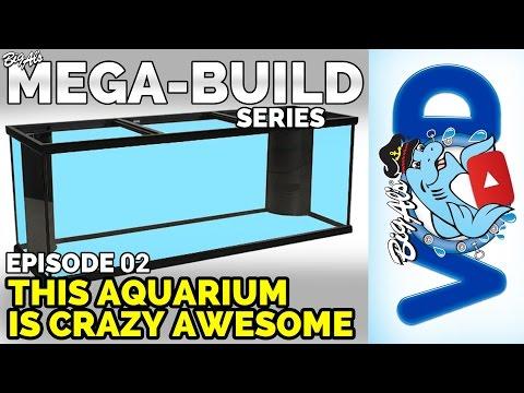 Mega-Build Series Ep 02 – This Aquarium is Crazy Awesome (Video)