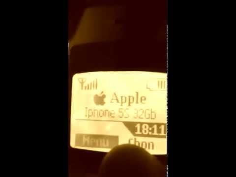 Quảng cáo điện thoại iphone 5s bá nhất tôi từng biết